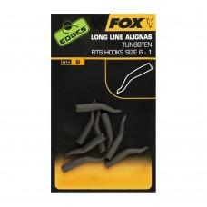 Адаптер крючка вольфрам FOX Edges Tungsten Line Aligna Long