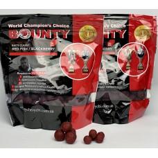 Бойлы BOUNTY Classic Red Fish/Blackberry