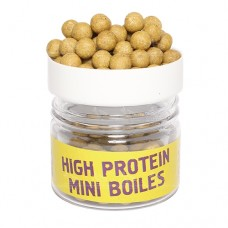 Бойлы Brain High Protein Mini Boiles 70g 10мм