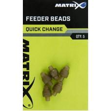 Быстросъёмник поводка Matrix Feeder Beads Quick Change