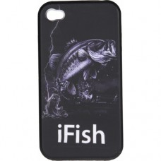 Чехол д/iPhone5 Riversedge iFish iPhone5