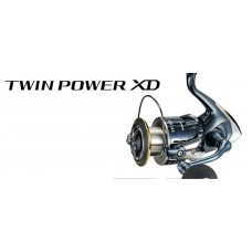 Катушка Shimano 18 Twin Power XD