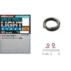 Кольца заводные Decoy Split Ring Light Class