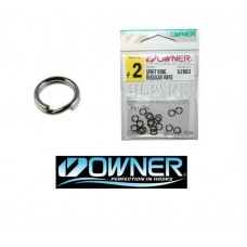 Кольца заводные Owner Split Ring Regular Wire