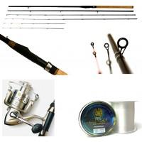 Комплект для фидерной ловли Ebisu Fishing