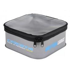 Контейнер д/аксессуаров SPRO Cresta EVA Rectangle Bait Bucket L 19.5*19.5*8.5cm