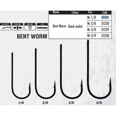 Крючок Bushido Bent Worm