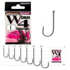 Крючок Decoy Worm 4 Strong Wire
