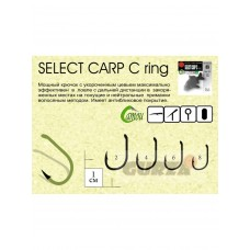 Крючок Gurza Elite Carp Select Carp C-Ring