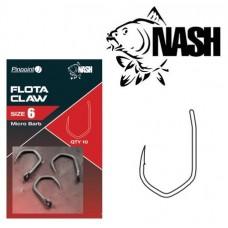 Крючок NASH Pinpoint Flota Claw Micro Barb