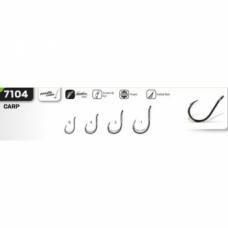 Крючок VMC Carp-CARPE/Spot&boilies 7104BN