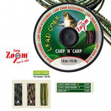 Лидкор CZ Lead Core 10м/45lb
