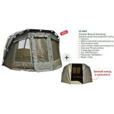 Палатка CZ6803 Frontier Bivvy & Overwrap 290*290*163cm
