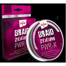 Шнур CZ Braid Zoom PWR-X braided line 120м