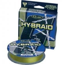Шнур Gamakatsu G-Line HyBraid Green braided line 135м
