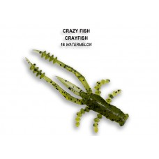 Силикон Crazy Fish CRAYFISH 1.8