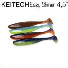 Силикон Keitech Easy Shiner 4.5