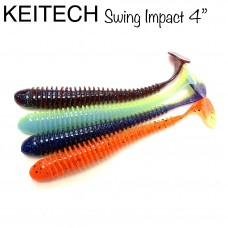Силикон Keitech Swing Impact 4