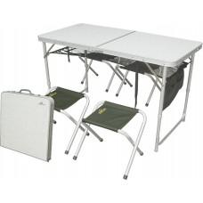 Стол раскладной+4стула GC