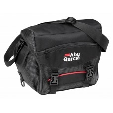 Сумка Abu Garcia Compact Game Bag 28x13x24cm Black/red