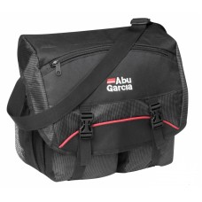 Сумка Abu Garcia Premier Game Bag 36x20x35cm Black/red