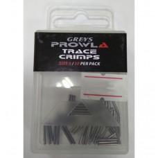 Трубка обжимная Greys Trace Crimp Sz 0 GPTC005 50pc