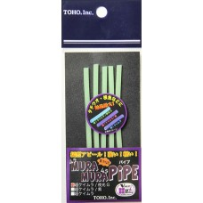 Трубка силиконовая Toho Silikon MuraMura Pipe 1.5*3.5mm*10cm