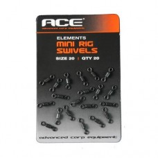 Вертлюг ACE Mini Rig Swivels