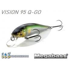 Воблер Megabass Vision Q-GO 95mm