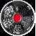 Вес груза: CZ E-D-106 100g